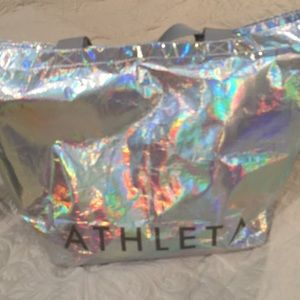 Athleta shopping tote